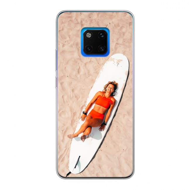 coque huawei mate 20 pro foot